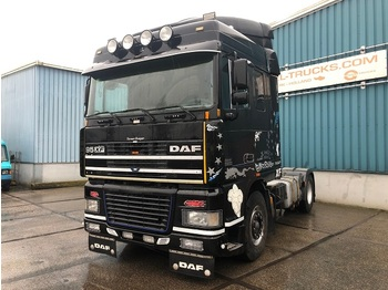 Çekici DAF 95-430XF SPACECAB (MANUAL GEARBOX / RETARDER / AIRCONDITIONING / EURO 3)