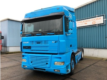 Çekici DAF XF95-430 SPACECAB (MANUAL GEARBOX / EURO 3 / AIRCONDITIONING)