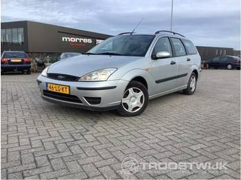 Ford Focus wagon 1.8 tdci cool edition station - binek araba