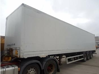 Freuhauf Tri Axle Box Trailer (Plating Certificate Available) - kapalı karoser dorse