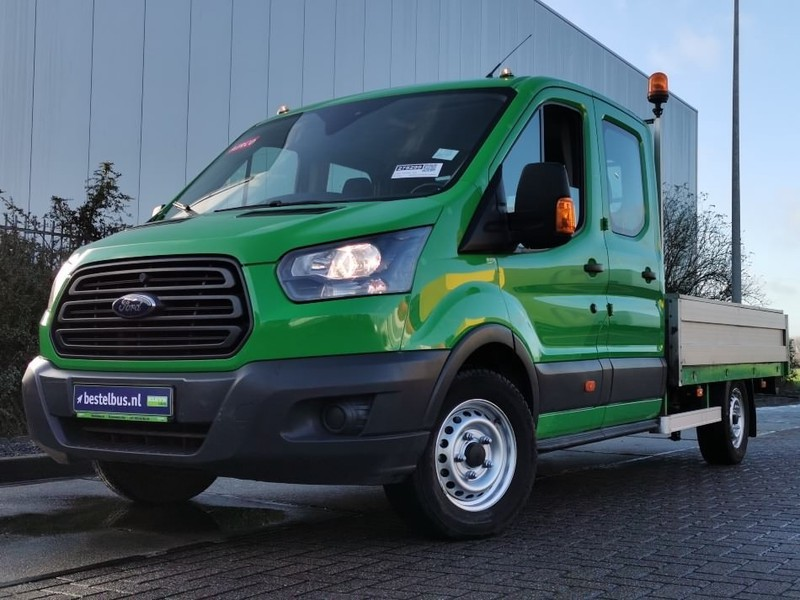 ford transit 350 l 125 dubbele cabine acik kasa kamyonet 5085430